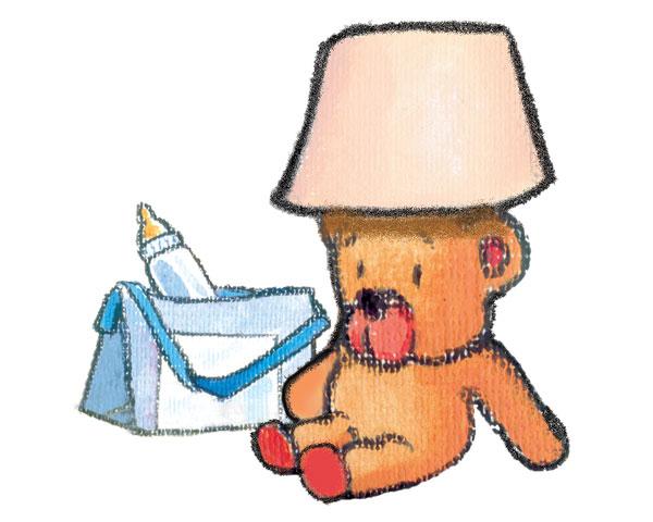 My Favorite Lamp