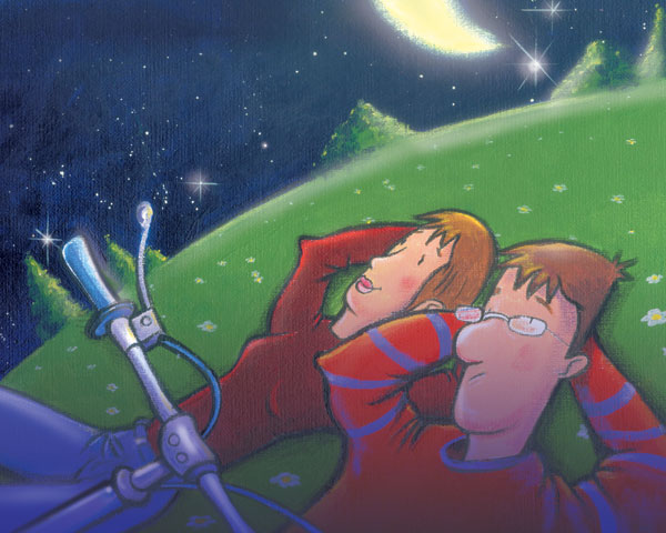 Dreaming Under the Stars