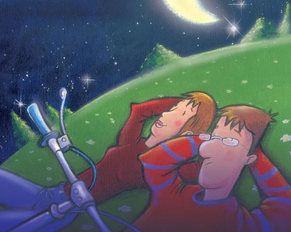 Soñando Bajo las Estrellas